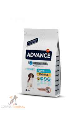 Advance Cão Puppy Sensitive Salmão 12kg
