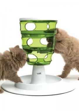 labirinto gato catit