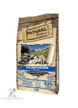 Natural Greatness Salmão Sensitive Mini