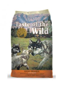 Taste of the Wild High Prairie Puppy Bisonte e Veado