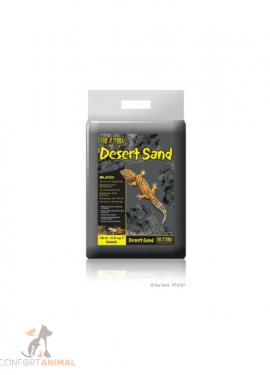 desert sand exoterra preta