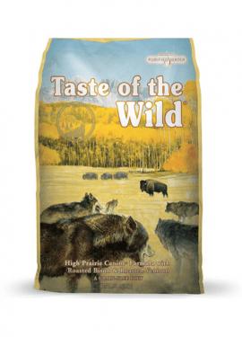 Taste of the Wild High Prairie Adulto Bisonte e Veado