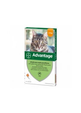 advantage gatos 40