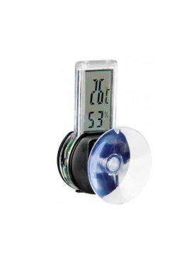 Higrómetro + Termómetro Digital c/ Ventosa Reptiland