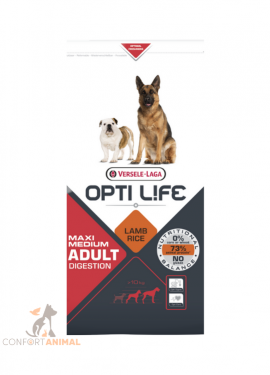 Opti Life Digestion Médio & Maxi Adulto