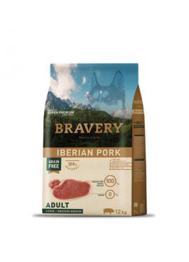 Bravery Iberian Pork Adult Medium-Large Grain Free