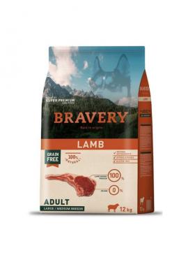 Bravery Lamb Adult Medium-Large Grain Free