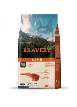 Bravery Lamb Adult Mini Grain Free
