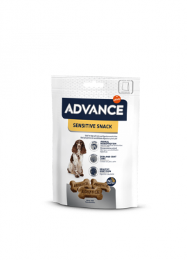 snack advance sensitive embalagem