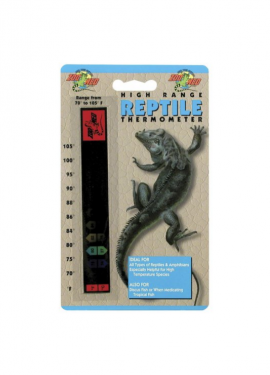 High Range Reptile Thermometer ZooMed