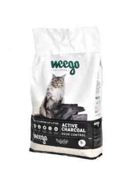 Weego Active Charcoal Areia para Gato