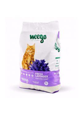 Weego Fresh Lavender Areia para Gato